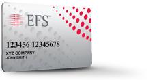 EFS tarjetas de combustible de Tetra capital le ahorrará dinero en combustible para su compañía de camiones.