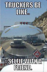 camionista meme