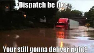 Trucker meme