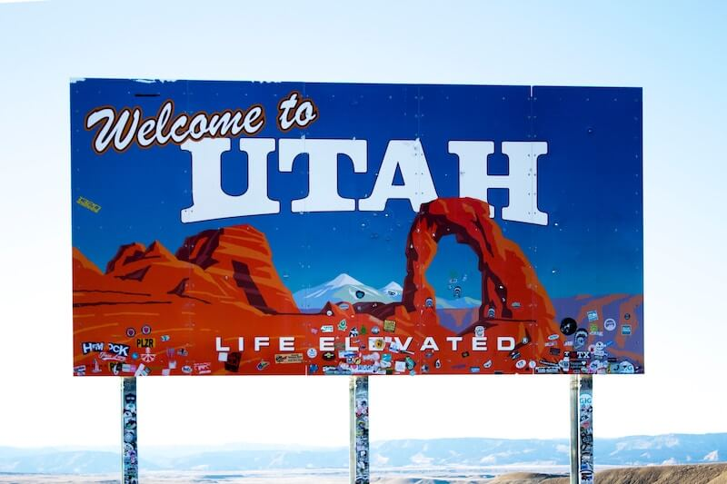 Transporte por carretera en Utah
