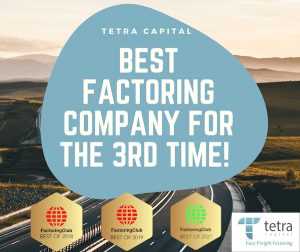 Best factoring company for trucking for the third time