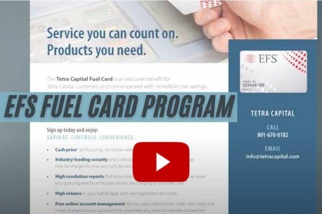 EFS Fuel Card Program